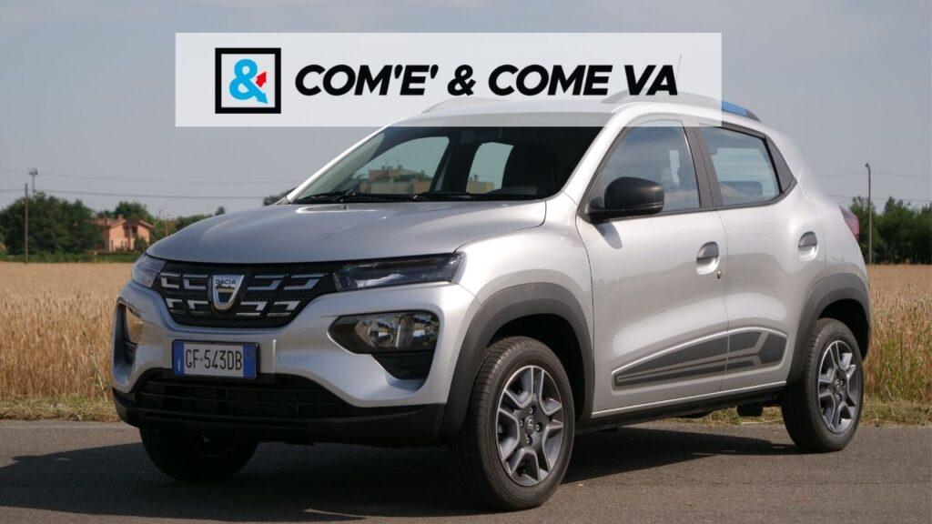 Dacia Spring 2021: Com'è & Come Va