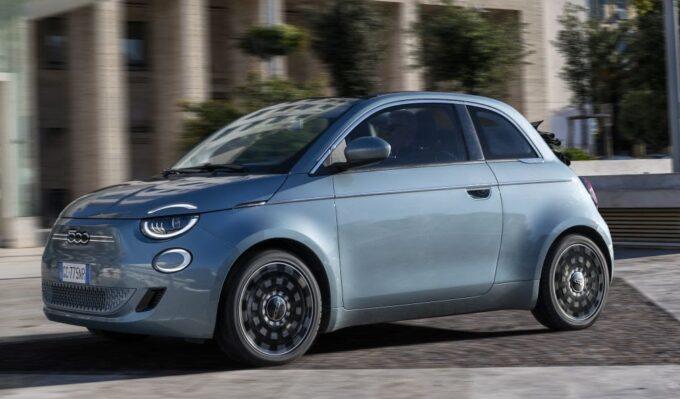 Fiat 500 elettrica premia gli automobilisti europei più virtuosi
