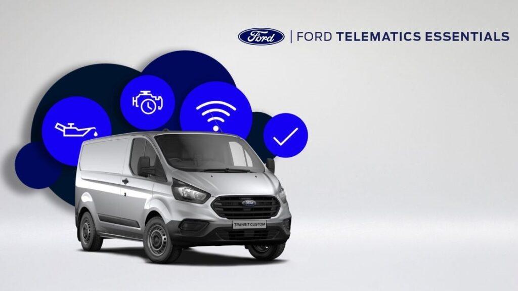Ford Telematics Essentials: nuovo strumento per ottimizzare i tempi delle flotte [VIDEO]