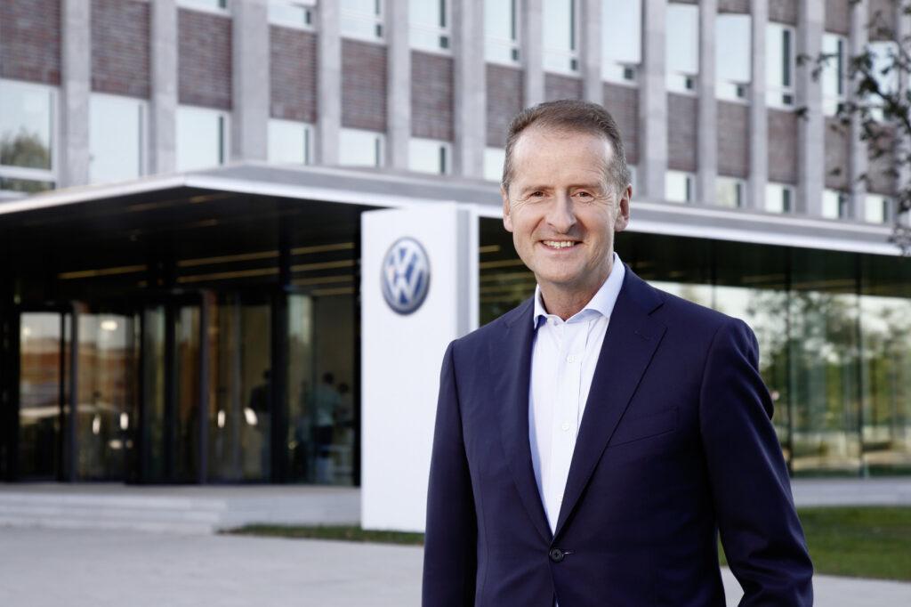 Volkswagen: Hebert Diess amministratore delegato fino al 2025
