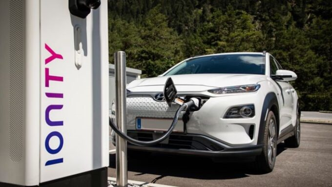 Hyundai: ricarica Ionity più conveniente con le nuove tariffe agevolate