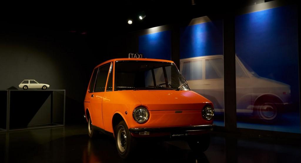 """Fiat City Taxi protagonista della mostra """"Che macchina!"""""""