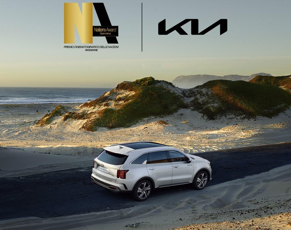 Kia auto partner della quindicesima edizione del Nations Award