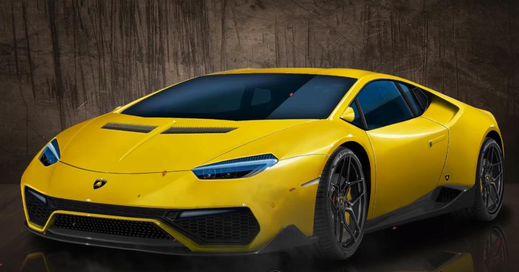 Lamborghini Miura 2022: idea di modernizzazione di un mito [RENDER]