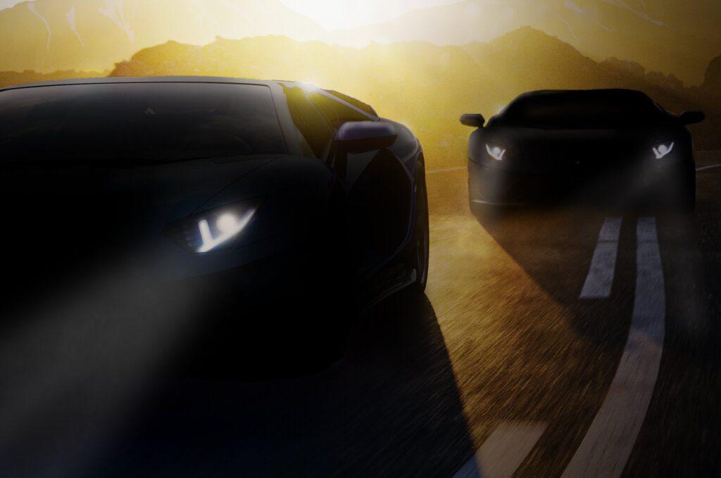 Lamborghini, novità in arrivo: anteprima fissata per il 7 luglio [TEASER]