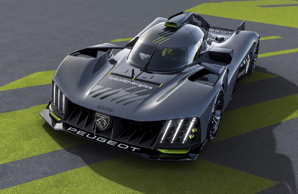 Peugeot Hypercar 9X8: debutterà nel Campionato del Mondo FIA Endurance nel 2022 [VIDEO]