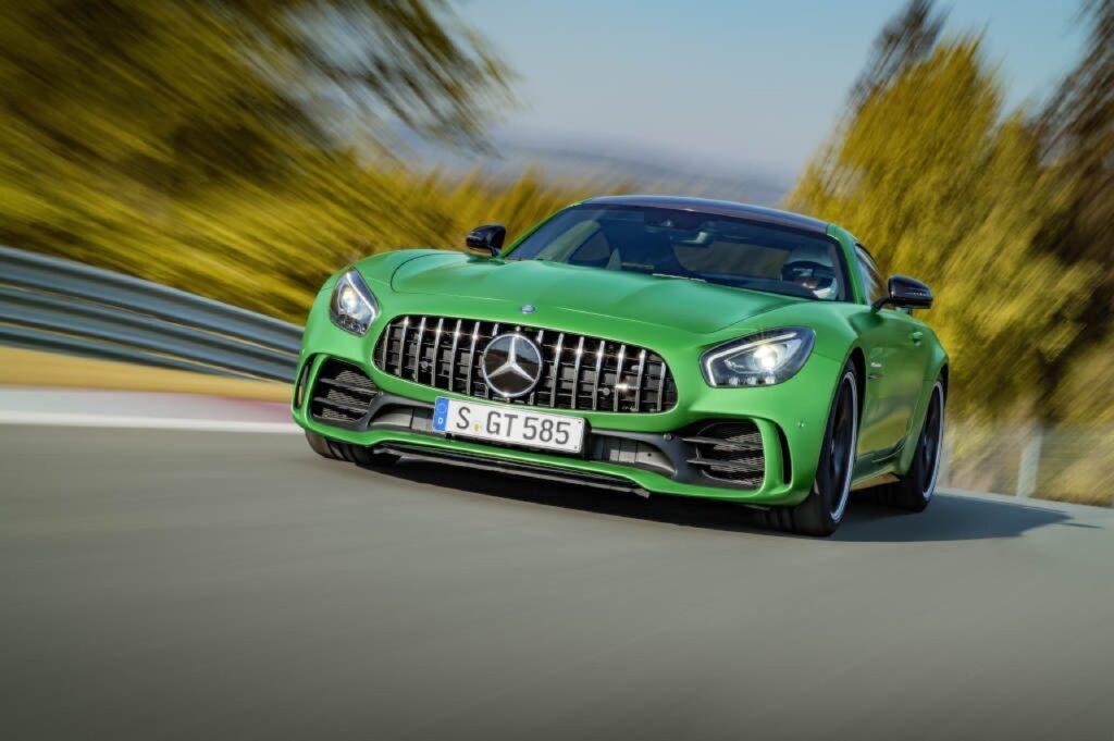 Mercedes-Benz creerà una nuova società che racchiude AMG, Maybach e Classe G