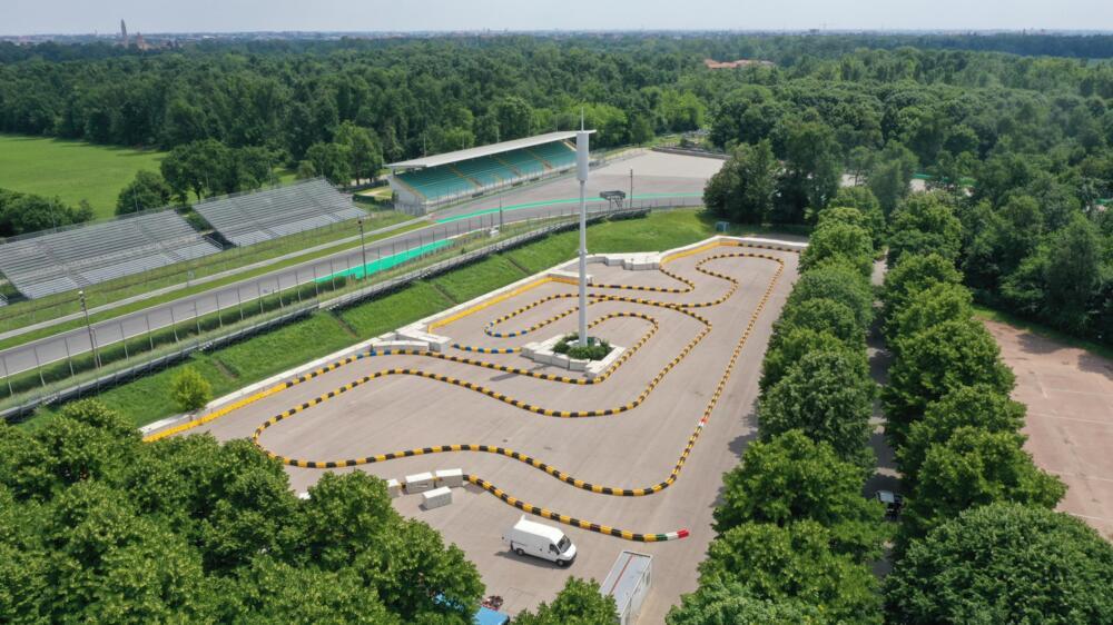 Monza Circuit Karting: ecco la nuova pista di kart all'interno dell'Autodromo