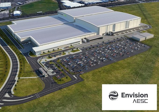 Nissan costruirà una gigafactory a Sunderland, nel Regno Unito [VIDEO]