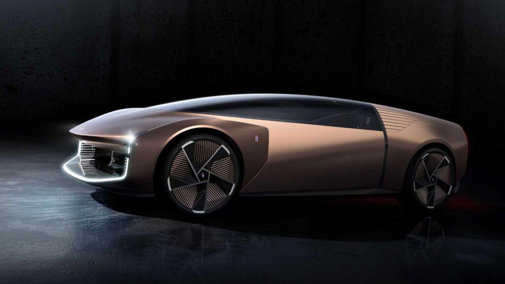 Pininfarina Teorema: concept car virtuale proiettata al futuro [FOTO]