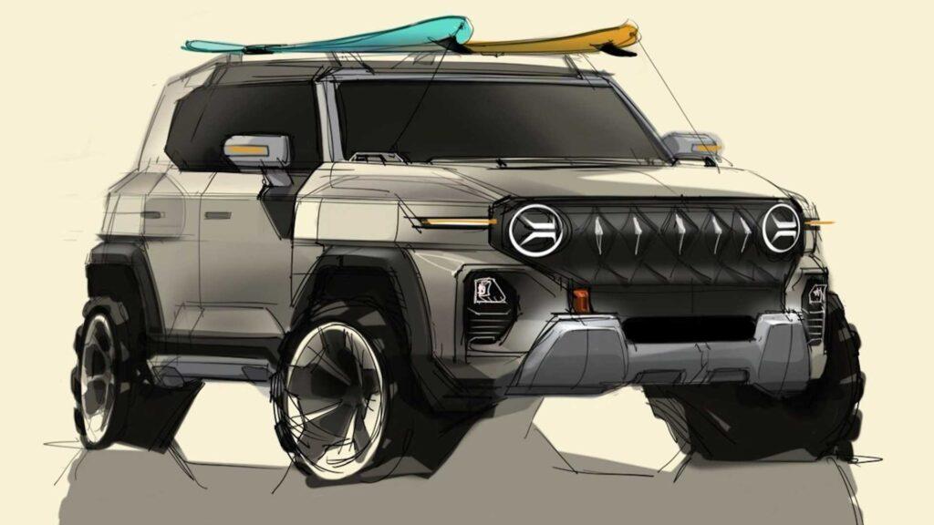 Ssangyong: c'è un nuovo SUV in rampa di lancio [TEASER]