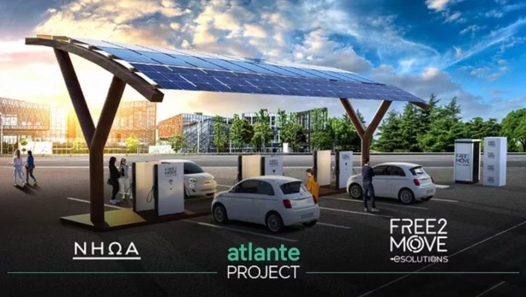 Stellantis: ecco il progetto Atlante, la risposta ai costruttori tedeschi sulle rete di ricarica veloce
