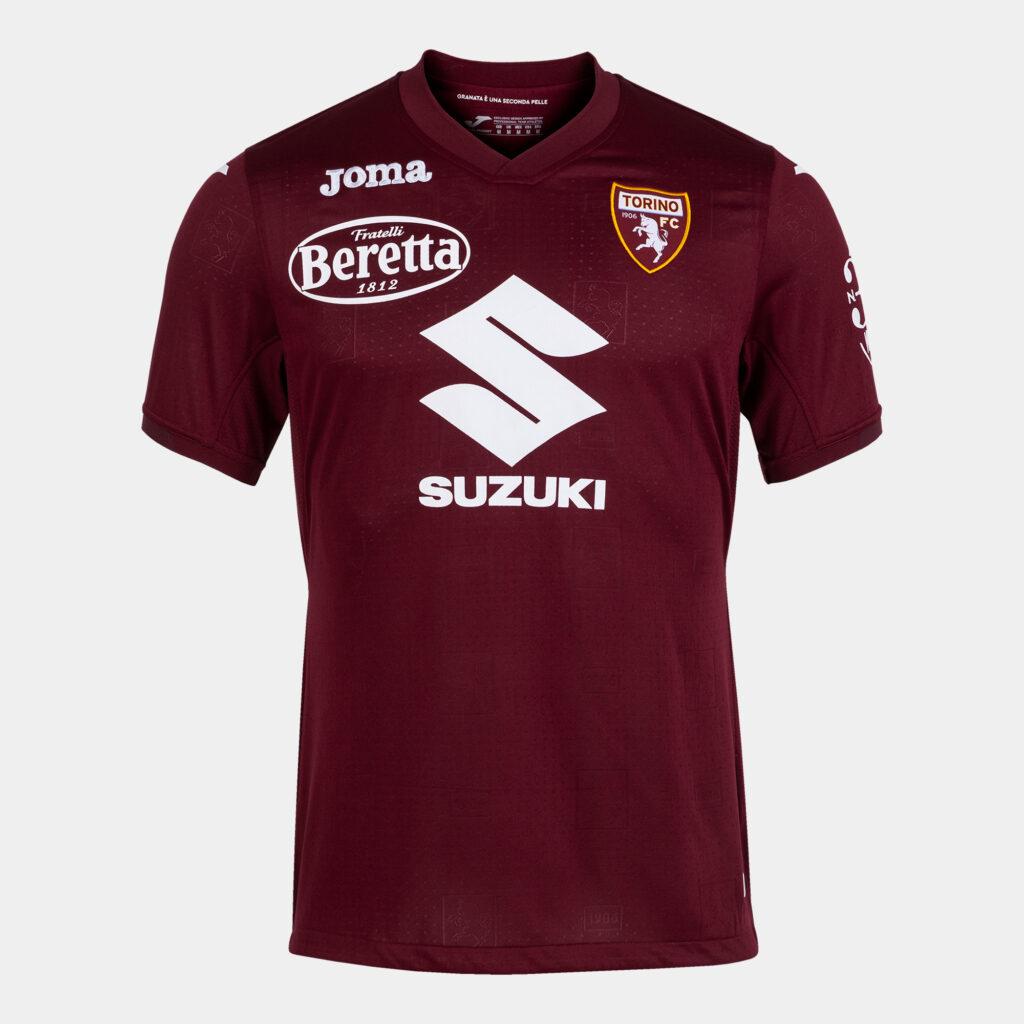 Suzuki sarà sulla maglia del Torino nella stagione 2021-2022