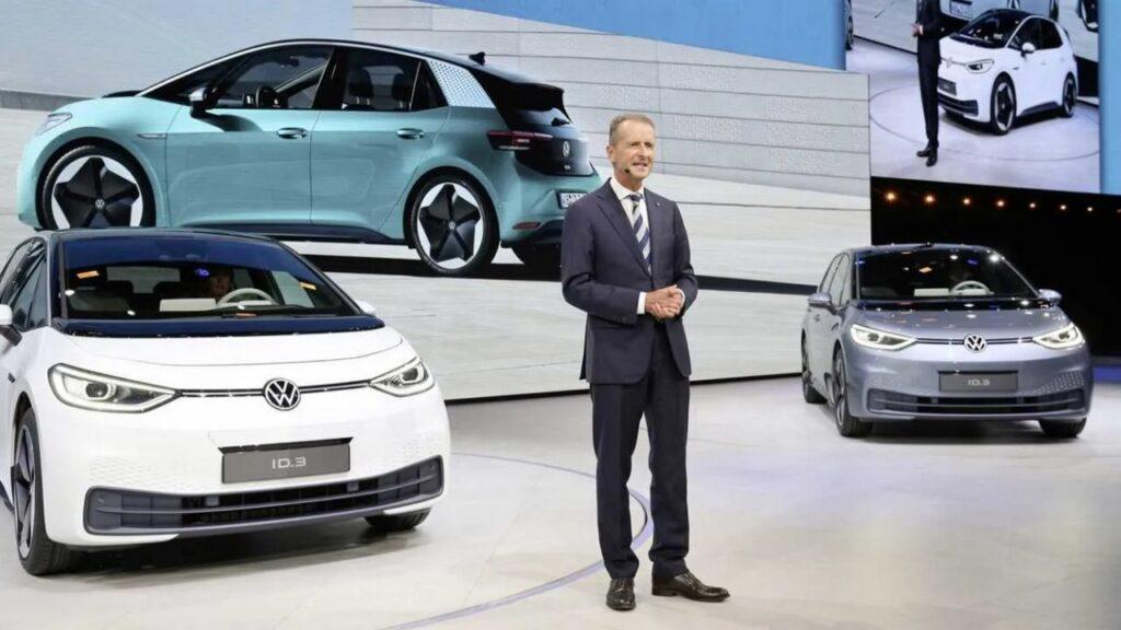 Volkswagen ID.8: si progetta il SUV elettrico lungo 5 metri