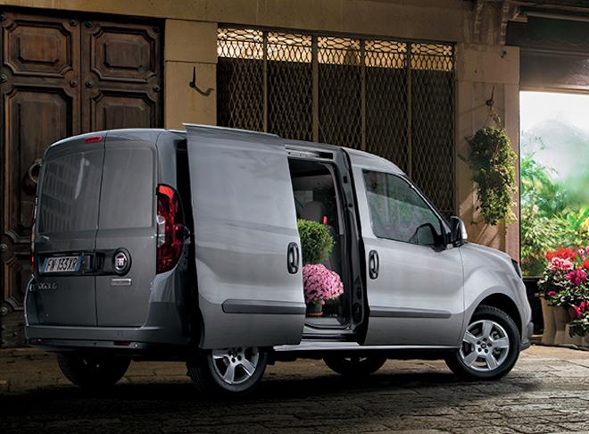 Fiat Doblò Cargo: col noleggio a 219 euro al mese a luglio