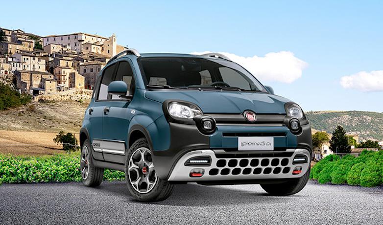 Fiat Panda Hybrid: a 151 euro al mese in offerta ad agosto