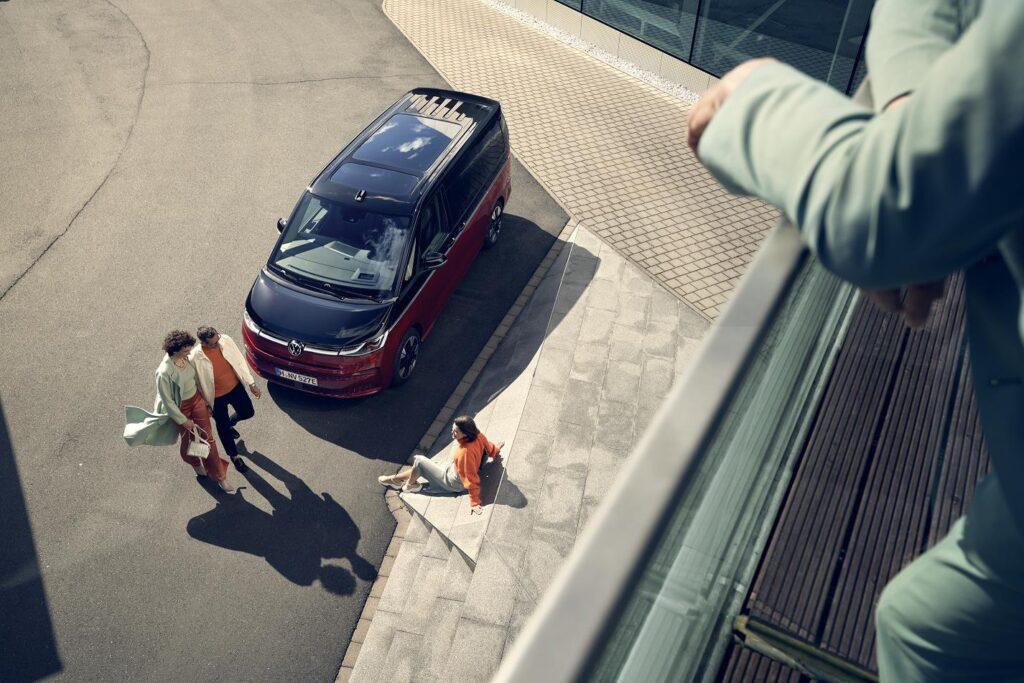 """Volkswagen Multivan conquista il """"Red Dot: Best of the Best"""