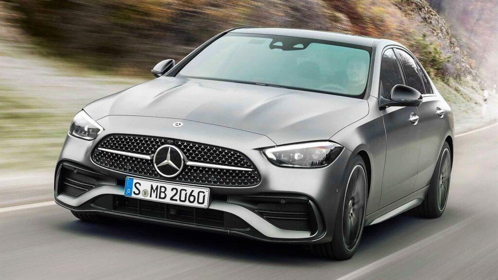 Nuova Mercedes Classe C: alla scoperta dell'elegante berlina con Alessandro Gino [VIDEO]