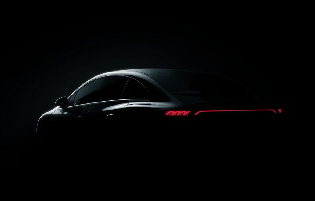 Mercedes: la EQE e tante anteprime al Salone di Monaco 2021 [TEASER]