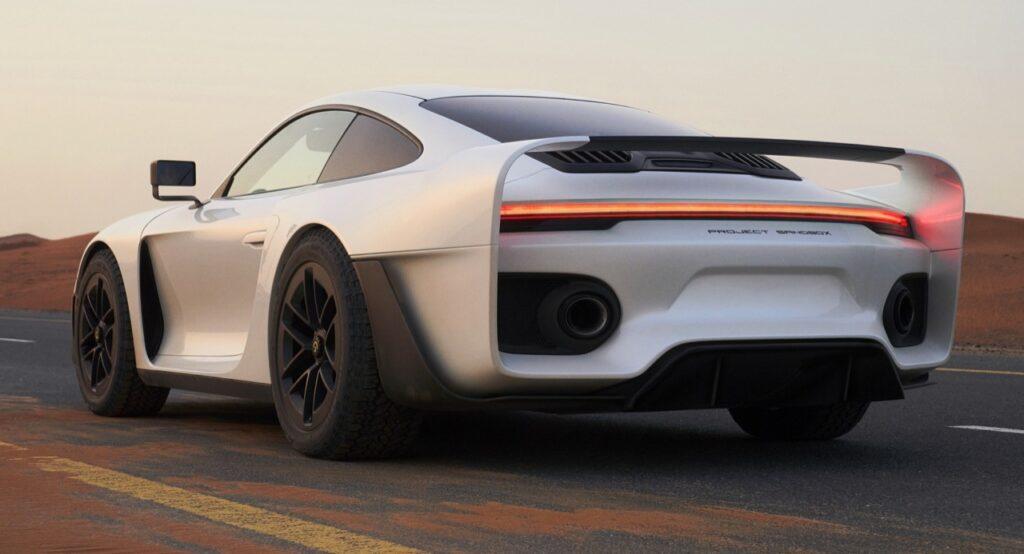 Gemballa Marsien: ecco la Porsche 911 da 830 CV e 700 mila dollari pronta per l'Off-Road [VIDEO]
