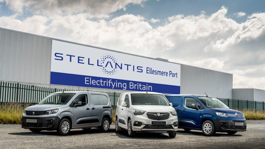 Stellantis: lo stabilimento di Ellesmere Port produrrà veicoli elettrici
