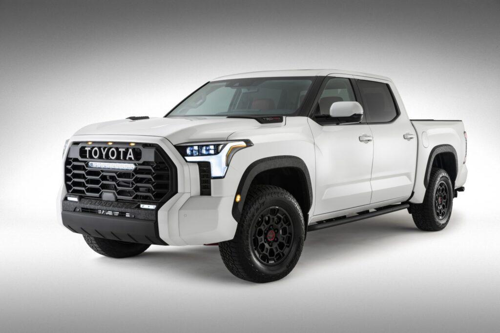 Toyota Tundra 2022: ecco il nuovo Pick-up che vi permetterà di scalare sassaie e affini…