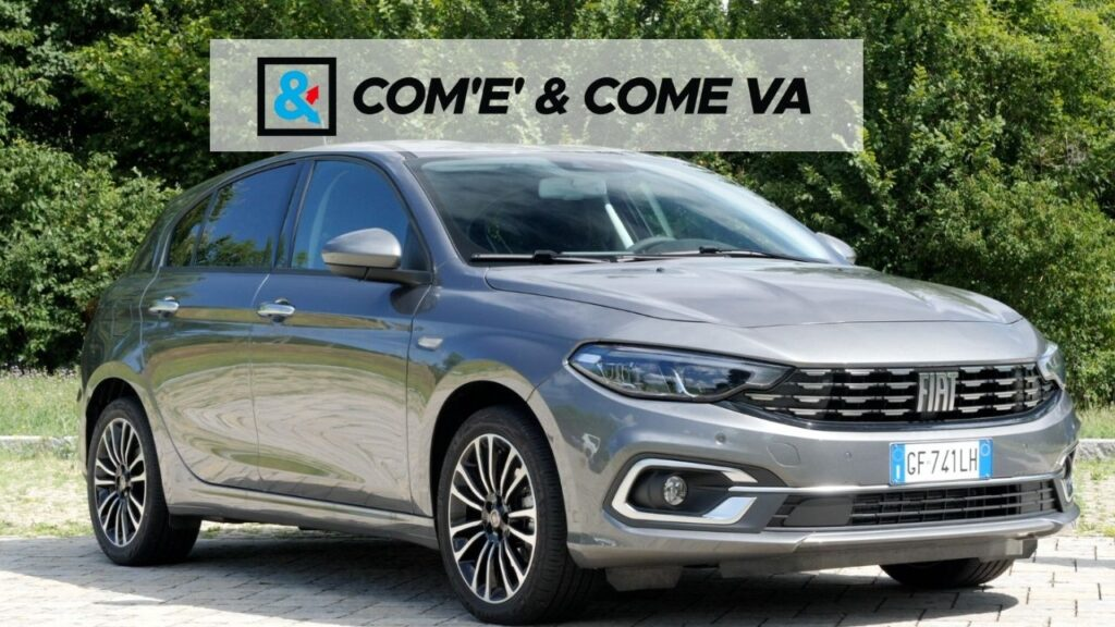 Fiat Tipo Life 2021 format C and C
